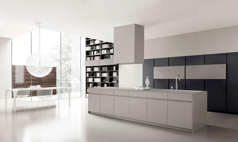 Cucine moderne Bolzano arredamenti su misura Merano ...