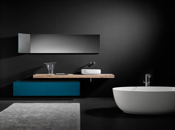 Bagno moderno su misura bolzano mobili arredamenti e for Sintesi arredamenti